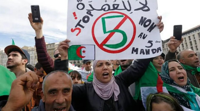 Revolución en Argelia: termina una fase, comienza otra