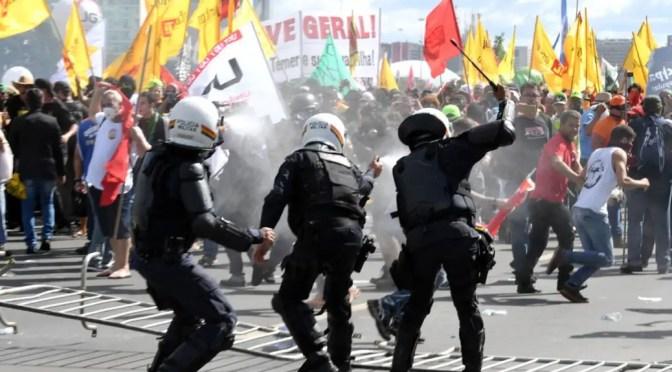Brasil: los trabajadores se preparan para impedir la reforma al sistema de pensiones de Bolsonaro