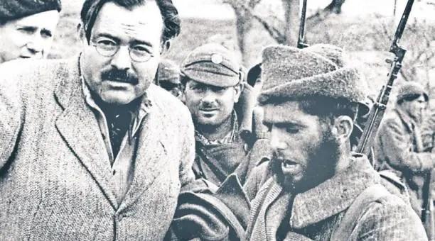 Hemingway: Despacho de la Guerra civil española (20 de abril 1937)