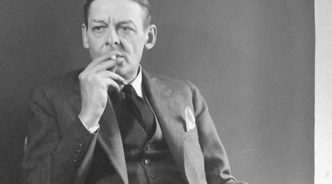 Poema de T.S. Eliot: La tierra baldía