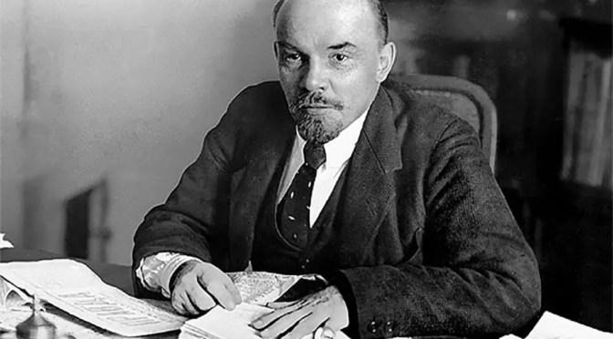 León Trotsky: Lenin como tipo nacional