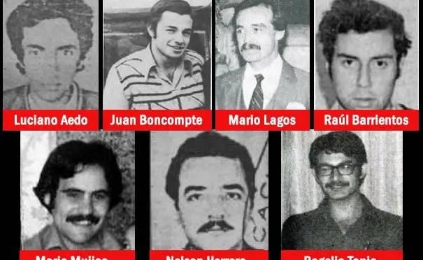 Represión contra el MIR en Concepción: Cuartel Bahamondes como centro de operación, detención y tortura en 1984
