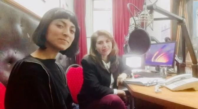Entrevista a Libertad Moriux: este 1º de mayo el feminismo socialista debe salir a la calle
