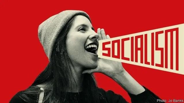La izquierda resurge: Socialistas millennial