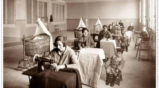 Mujeres trabajadoras contra el TPP