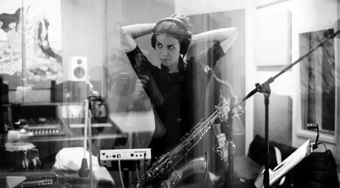 Melissa Aldana: «Visions»