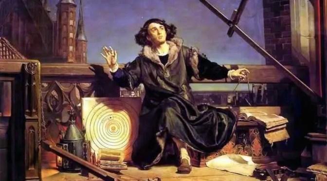 El principio cosmológico de Copérnico