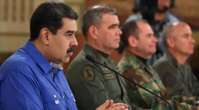Maduro negocia en Oslo con un sector de la Oposición