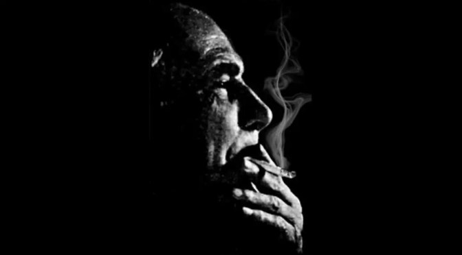 Aldo Pellegrini: Se llama poesía todo aquello que cierra la puerta a los imbéciles