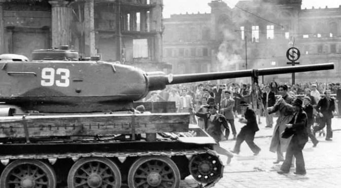 La rebelión antiburocrática en la Alemania de 1953