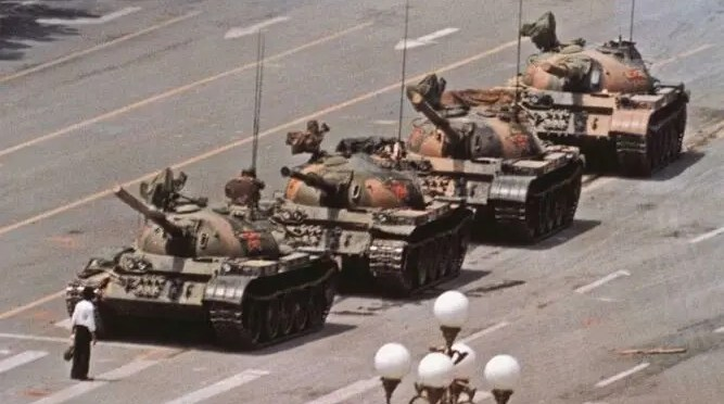 Los socialistas olvidados de la plaza de Tiananmen