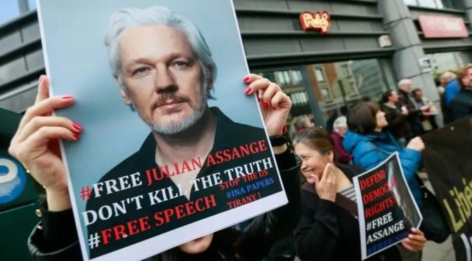Gran Bretaña: el Ministro de Interior firma la solicitud de extradición de Assange
