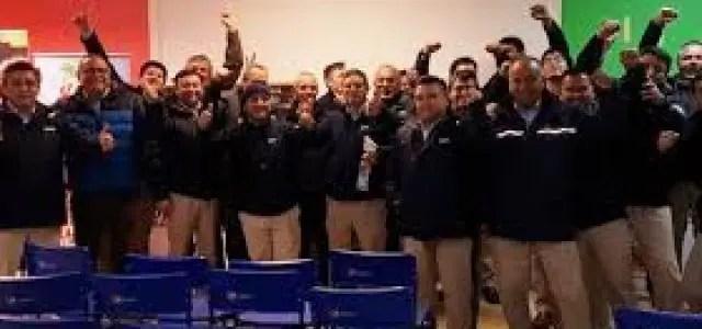 Cien por ciento de Vendedores de CCU aprueban huelga
