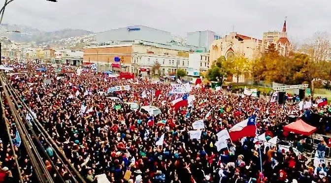 Huelgas en Chile, Costa Rica y Honduras Detonan las luchas docentes en América Latina