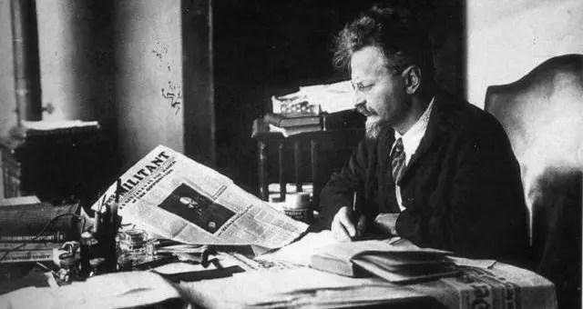 Trotsky: problemas organizativos