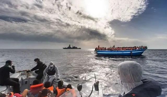 Inmigrantes: los ahogamientos masivos frente a Libia y la defensa de los refugiados