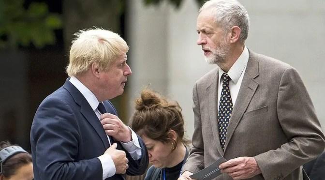 Reino Unido: Jeremy Corbyn es responsable de la llegada al poder de Boris Johnson