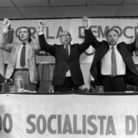 El quiebre de los socialistas en 1979 y su reunificación una década después