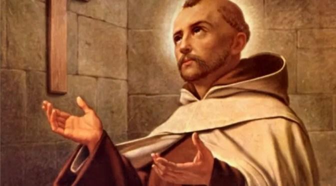 Poema de San Juan de la Cruz: «Noche oscura del alma»