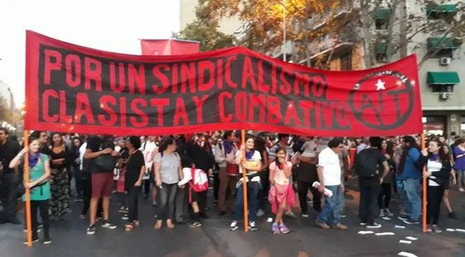 AIT llama a los profesores a seguir adelante con el Paro Nacional