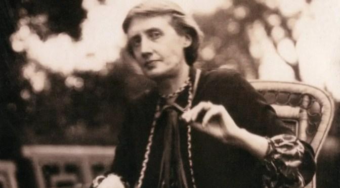 Virginia Woolf, en Londres