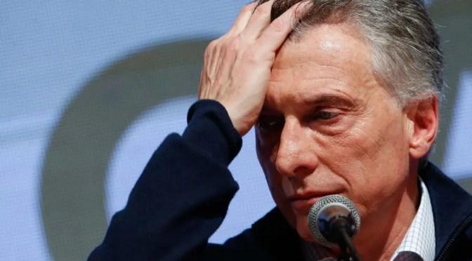 Argentina: el 11A, un inesperado plebiscito que pone fin a la era Macri