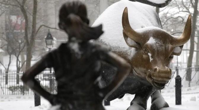Wall Street se hunde temiendo una recesión global