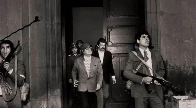 Guillermo Lora: «Lecciones de la tragedia chilena»
