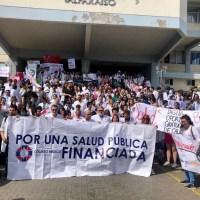 La Salud Pública agoniza en Chile