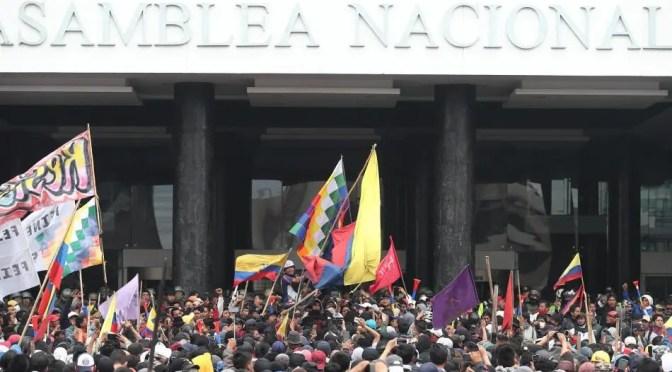 Sobre el levantamiento popular en Ecuador… ¿nos parecemos en algo?