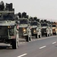 Ejército sirio e Irán amenazan con contraataque a la invasión turca de Siria