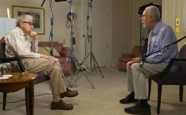Woody Allen a Fernando Trueba: «Soy muy pesimista sobre el cariz de las cosas. Por ejemplo, el surgimiento de la extrema derecha»
