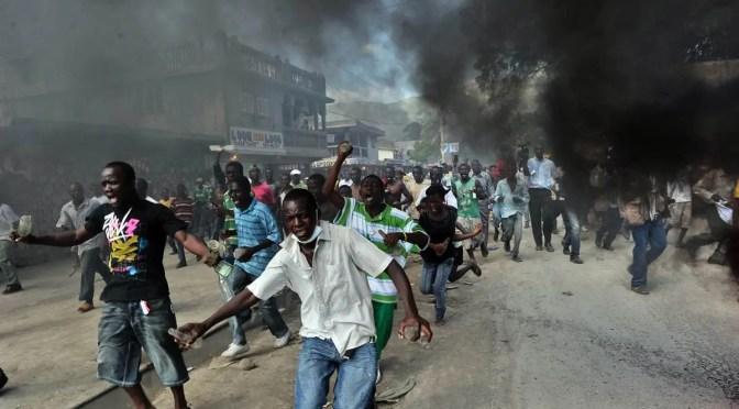 Haití: una crisis sin precedentes