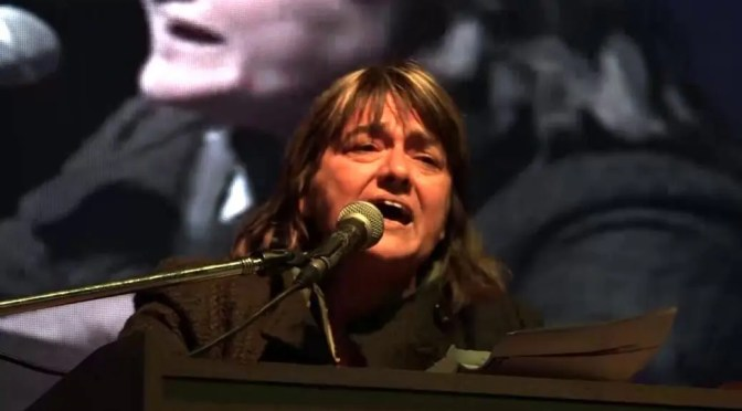 Diputada argentina plantea ruptura de relaciones diplomáticas con Chile, en protesta contra Piñera