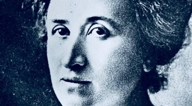 Un cadáver en el canal: el Asesinato de Rosa Luxemburgo