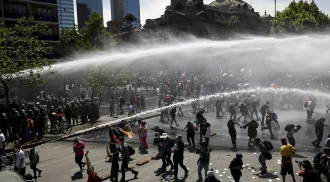 ¿Cuáles son las lecciones de los movimientos de masas en la región de Sudamérica y Caribe?