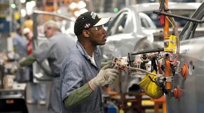 Los mercados caen mientras Estados Unidos entra en recesión manufacturera