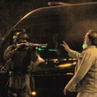 ¡Abajo el estado de emergencia! ¡Fuera los militares! ¡No a la Ley de Seguridad Interior del Estado!