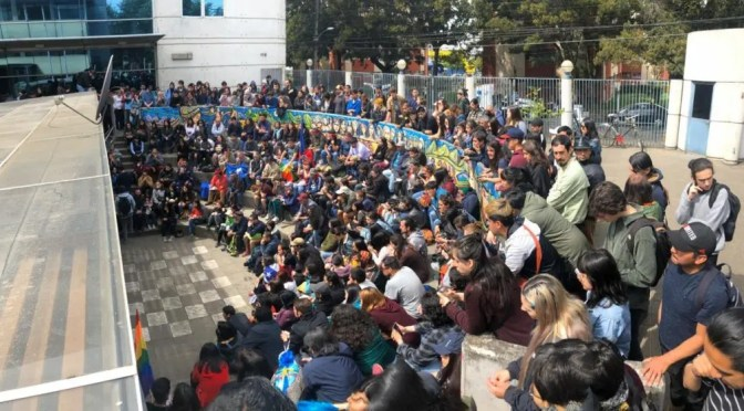 Tesis de la Asamblea Popular de Temuco
