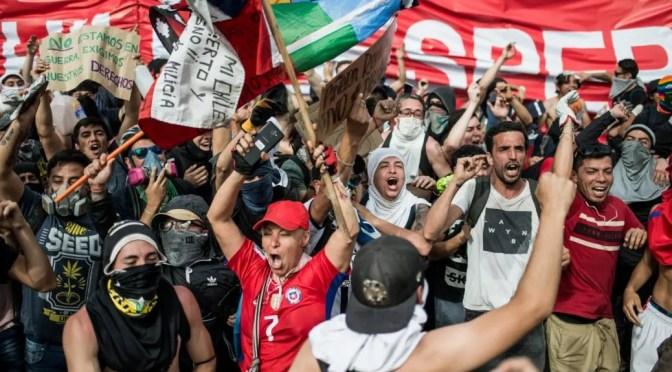 «Seminario Internacional sobre Historia de la Violencia en América Latina» reivindica el levantamiento popular en Chile y se suma a la lucha