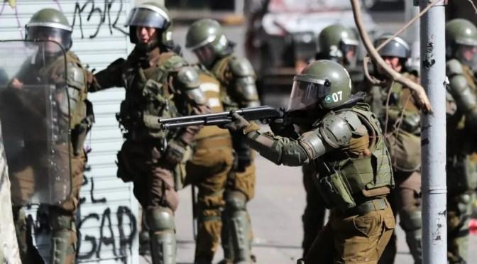 Colegio Médico exige el inmediato cese de la violencia policial
