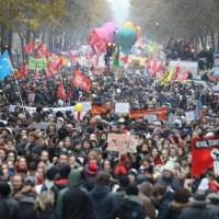 Francia: la mayor huelga general en décadas señala señala una nueva era en la lucha de clases