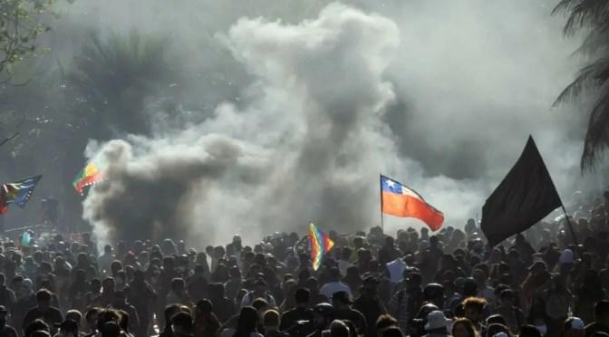 Están las masas alzadas…solo falta el instrumento político para luchar por el poder