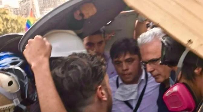 DDHH en serio: Piñera a la cárcel y libertad a todos los presos políticos