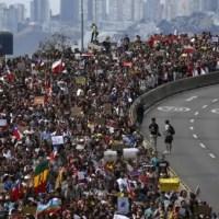 Grupo 1º de Mayo llama a la unidad de los trabajadores y a luchar contra Piñera