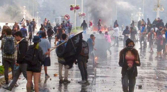 Festival de la rabia y la rebeldía en Viña del Mar