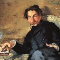 "Poema de Stéphan Mallarmé: ""Aparición"""