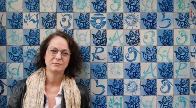 """Entrevista Marta Sanz: """"No puedo separar la palabra patriarcado de la palabra capitalismo"""""""
