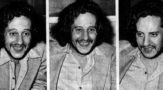 """Osvaldo Lamborghini, un """"terrorista textual"""" entre la parodia y la tragedia"""