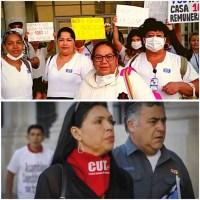 Sindicatos y dirigentes sindicales exigen a la CUT convocar YA a un Paro Nacional